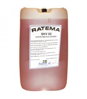 Kyl/skärvätska Ratema  25 Lit Skv02 Dunk 25 Liter