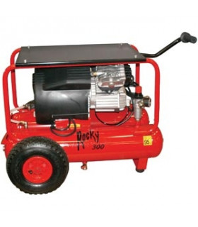 Byggkompressor Rocky 300 3-Fas