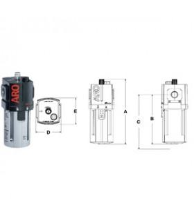 """Dimsmörjare 1/2"""" Typ L 4416 Min/liter"""