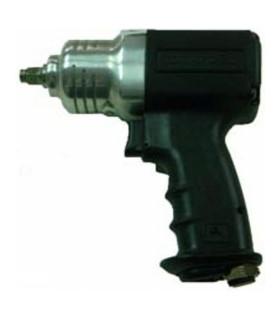 Mutterdragare 3/8 542 Nm Komposit