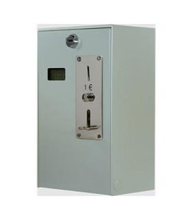 Polletautomat Ems-57 230v Med Timer Och Dig.nedräkning