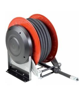 Slanguppr. Blå Compact Slang För Vatten 400bar 10mm-50m