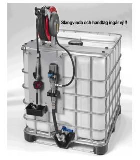 Olje-distributions Utrustning