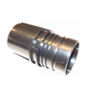 Muff Till 60mm Anslutning För 38mm Slang
