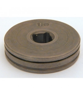 Trådmatarhjul Alu 0,8-1,0 Smartmig 162