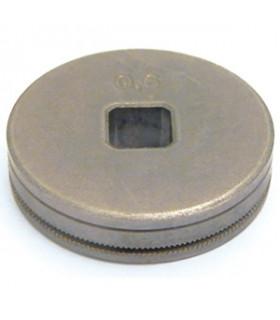 Trådmatarhjul Stål Flu 0,6-0,9 Bimax 162 722529