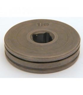 Trådmatarhjul Alu 0,8-1,0 Trimig 200-4s