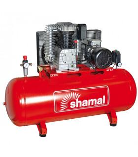 Kolvkompressor Hd K30 5,5hk 10bar 270l/tank 586l/min 1000v/min