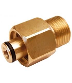 Adapter K-lock 22x1,5 Ag Mes Passar Kärcher Easy-lock 010003030