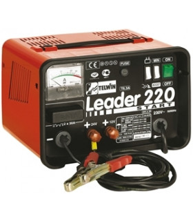 Batteriladdare Leader 220