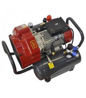Kompressor Oljefri 130l/min 30 Bar 18l/tank 2,2hk Bärbar
