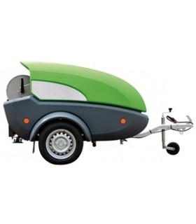 Dieseldrivet Dibo Tvättsläp 200bar 18lit/min