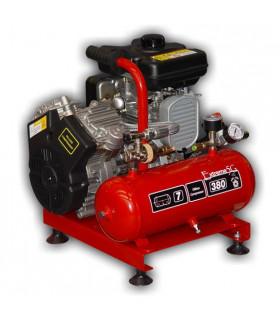 Kompressor Oljefri 380l/min 10bar 7l/tank 3hk