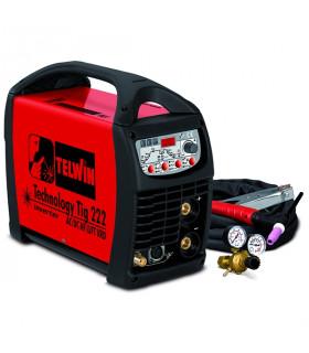 Technology Tig 222 Ac/dc-hf/lift Vrd Inkl. Tillbehör