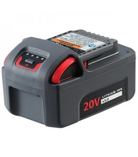 Batteri 20,0v Li-ion Bl2022 5,0 Ah