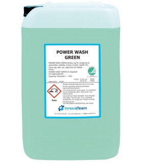 Powerwash Green 25l