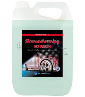 Skumavfettning Hd Fresh 5l
