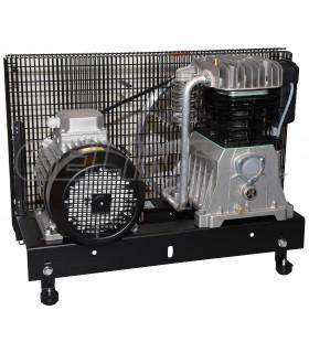Kompressor/motor Balkmonterad Ab598 5,5 Hk