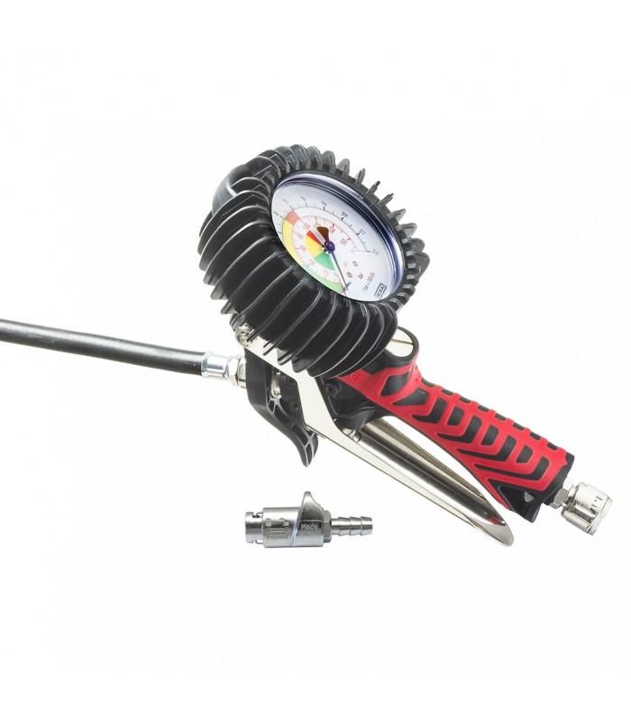Luftpåfyllare Flex 0-12bar En-12645 Med Quick-lok