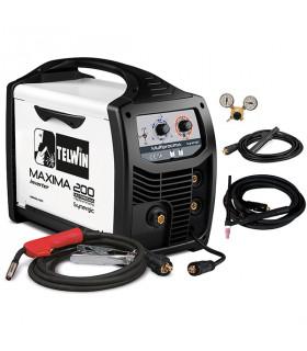 Maxima 200 Synergic (slangpaket Mig/tig/mma)