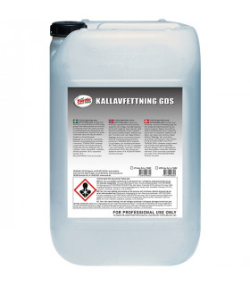 Turtle Wax Pro Kallavfettning Gds 25 Liter