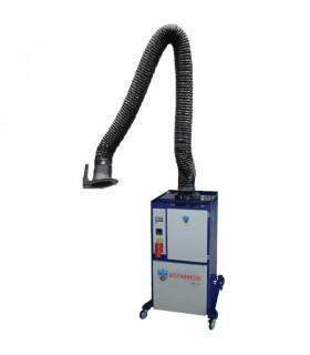 Mobilt Mekanisk Filterenhet (kolfilter)