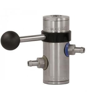 Skuminjektor Luft-vatten-kem St-168