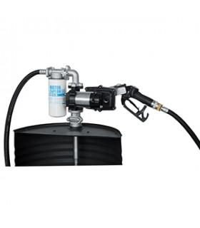 BENSINPUMP KIT EX50 230V /FAT AUTOMP.FILTER,SLANG 4M SUGRÖR