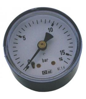 """Manometer 1/8"""" 40mm Bak"""