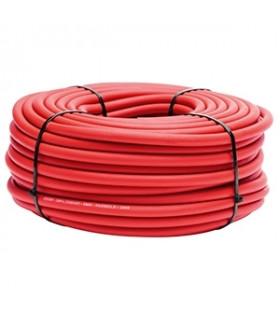 Gasslang Acetylen 6,3mm Röd