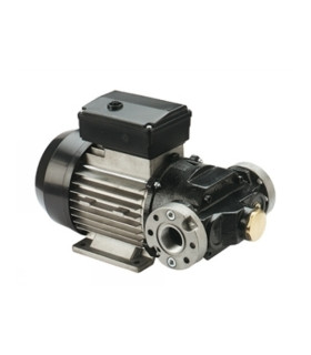 Dieselpump+fläns E120/m