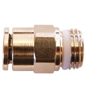 """Pa Koppling 10mm Utv R1/8"""" Rak"""