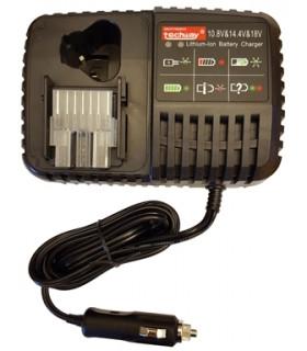 Batteriladdare 10,8-18v 12volt