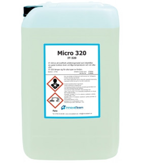Microavfettning 320 25l