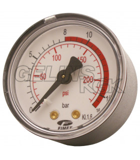 """Manometer 1/8"""" 16 Bar 40mm..."""