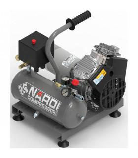 Kompressor Oljefri 250l/min...