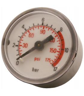 """Manometer 1/4"""" 12 Bar 50mm..."""