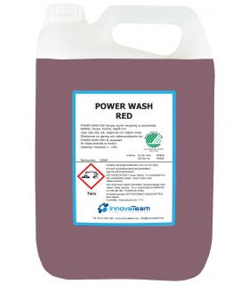 Power Wash Red 5l Fordonstvätt