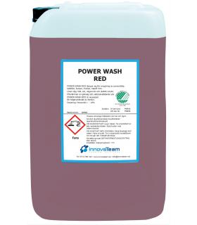 Power Wash Red 25 liter...
