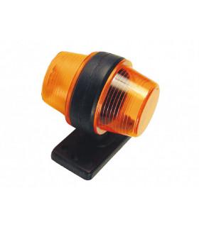 Pt-positionslampa, Röd/orange