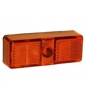 Sidomarkeringslampa Orange