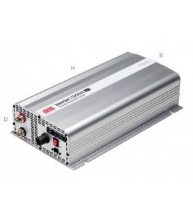 Inverter 1000 W 12 V Plugin