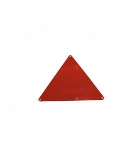 Reflex Röd Triangel Aluminium