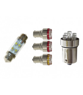 Led-lampa Xenonvit 12961 12 V