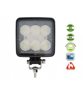E-backlampa Led Med 0,3 M...