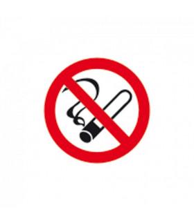 Dekal Rökning Förbjuden...