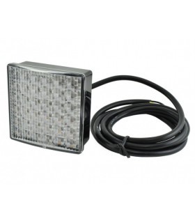 Bak-blinklampa Led 24 V 1,5...