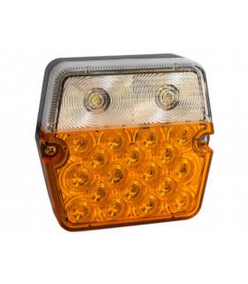 Blink+pos.lampa Led Utan...