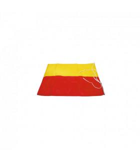 Varningsflagga 400 X 400 Mm