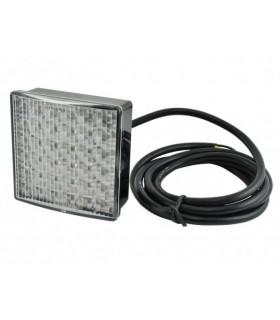 Bak-bromslampa Led 24 V 1,5...